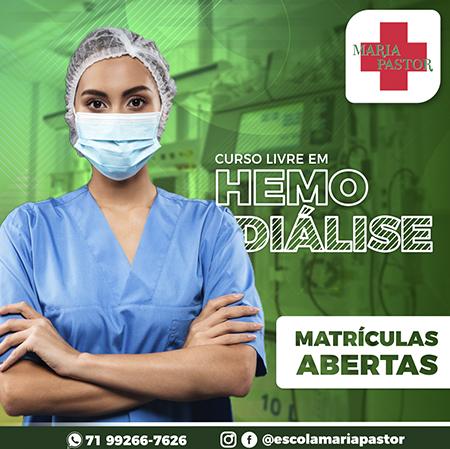 Especialização para tecnico em enfermagem
